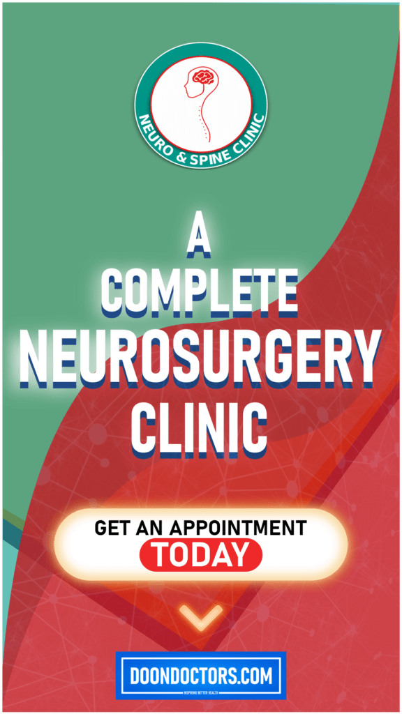 Neuro and Spine Clinic Dehradun | DOONDOCTORS.COM